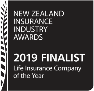 New Zealand Insurance Industry Awards 2019 Finalist Life Insurance Company of the Year